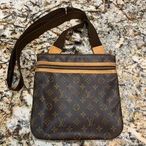Authentic Louis Vuitton Bosphore Pochette